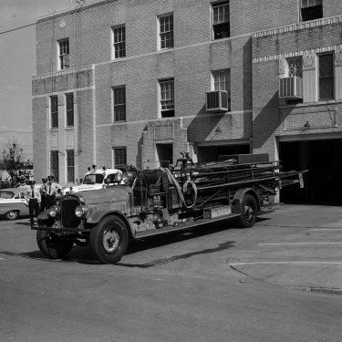 Ardmore Fire department Truck