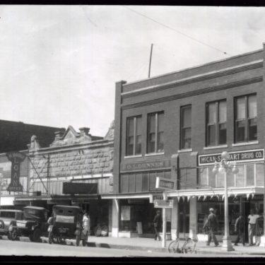 Caddo & E Main 1925
