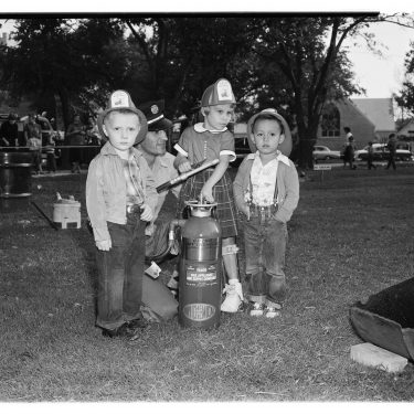 Fire Department day in the Park